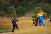 2012年 カシオワールドオープン 2日目 松山英樹