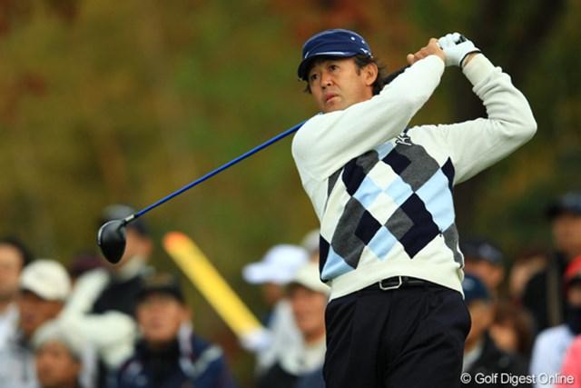 """賞金シード選手への""""復帰""""はならなかった鈴木亨。だが、まだまだ終われない。"""