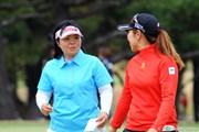 2012年 LPGAツアーチャンピオンシップリコーカップ 最終日 不動裕理