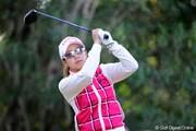 2012年 LPGAツアーチャンピオンシップリコーカップ 最終日 大江香織