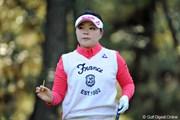 2012年 LPGAツアーチャンピオンシップリコーカップ 最終日 井芹美保子