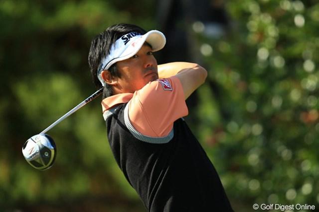 9位タイフィニッシュで賞金ランキングは23位に。3年ぶりに来週の日本シリーズに出場です。