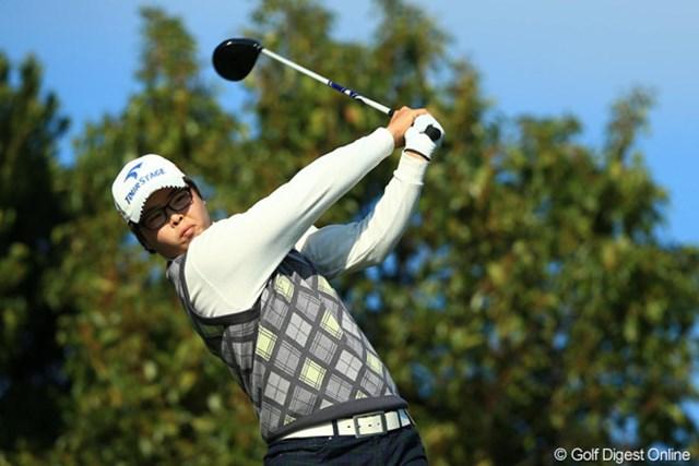 安定したゴルフで4日間首位を守り抜いたハン・ジュンゴン