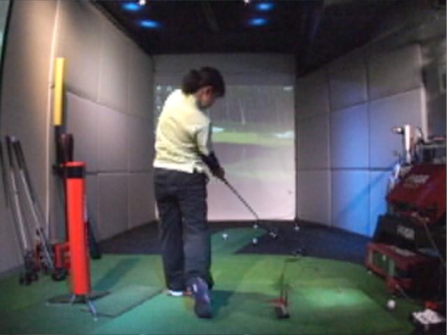 ゴルフ部Kさん2 1-1
