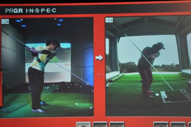 ゴルフ部Kさん2 問題点指摘
