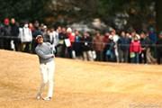 2012年 ゴルフ日本シリーズJTカップ 2日目 武藤俊憲