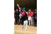 2012年 ゴルフ日本シリーズJTカップ 2日目 キム・キョンテ