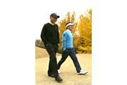 2012年 ゴルフ日本シリーズJTカップ 2日目 谷口徹、上平栄道