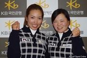 2012年 日韓女子プロゴルフ対抗戦 事前情報 笠りつ子&井芹美保子