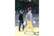 2012年 ゴルフ日本シリーズJTカップ 3日目 藤田寛之&石川遼