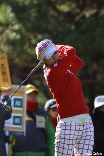 今年の全米女子オープンを制したチェ・ナヨン。韓国チームの層の厚さは、やはり凄い