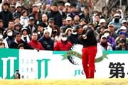 2012年 ゴルフ日本シリーズJTカップ 最終日 谷口徹