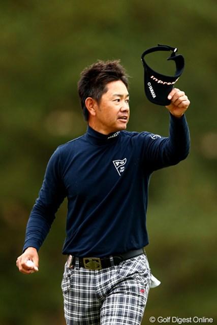 43歳にして初の賞金王戴冠。藤田寛之は確かに歴史に名を残す選手の一人となった。