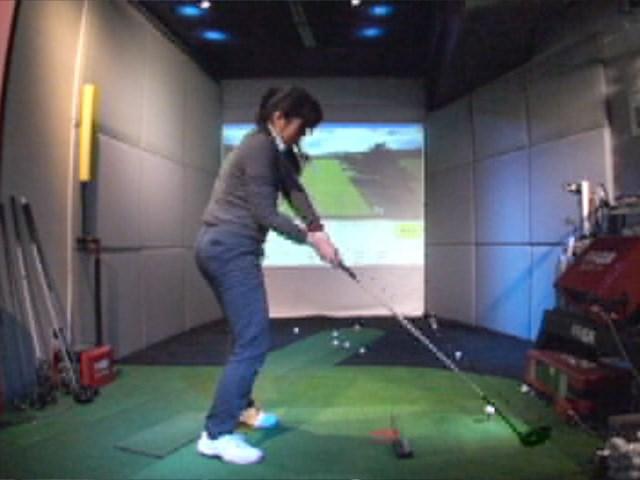 ゴルフ部Sさん3 1-1