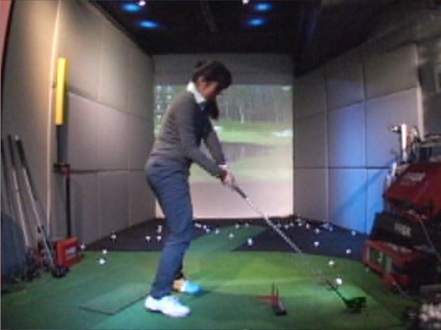 ゴルフ部Sさん3 1-2