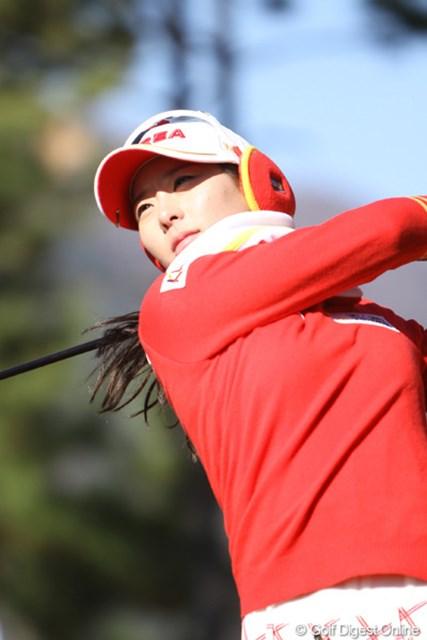 韓国女子プロゴルフ界で大人気のキム・ジャヨン。来年に活躍に期待!