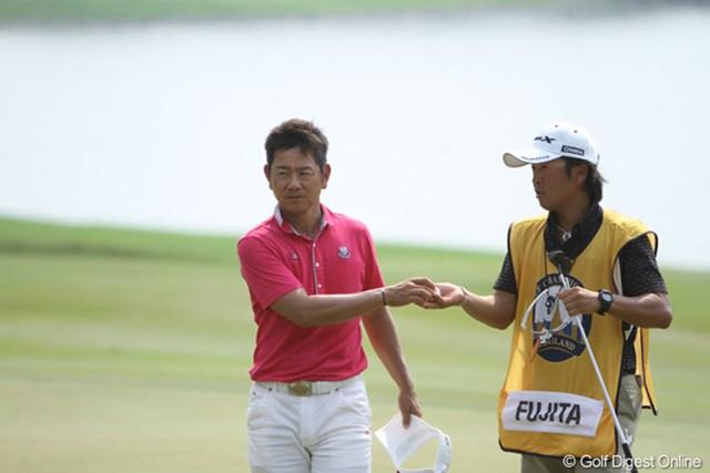 暑さにもなれ、少しずつ本来の調子を取り戻してきた日本の賞金王