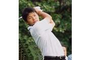 2001年 宇部興産オープンゴルフトーナメント 2日目 手嶋多一
