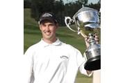 2001年 宇部興産オープンゴルフトーナメント 最終日 ディーン・ウィルソン