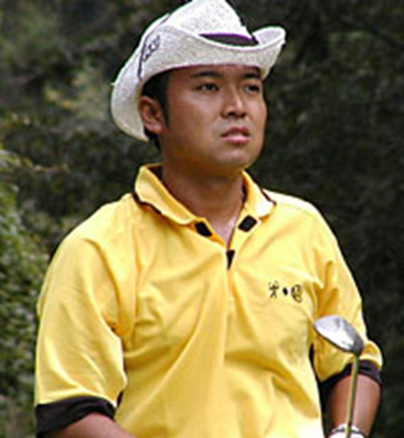 2001年 サントリーオープンゴルフトーナメント 最終日 片山晋呉 欧州のトップ、D.クラークに打ち勝った片山