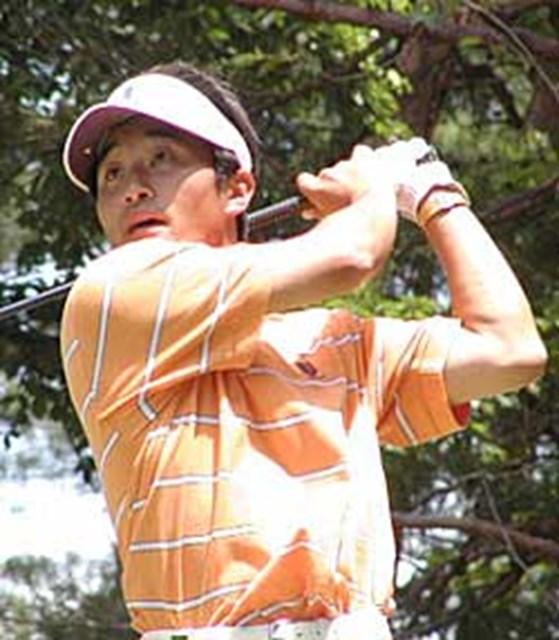 2001年 日本ゴルフツアー選手権イーヤマカップ 最終日 宮本勝昌