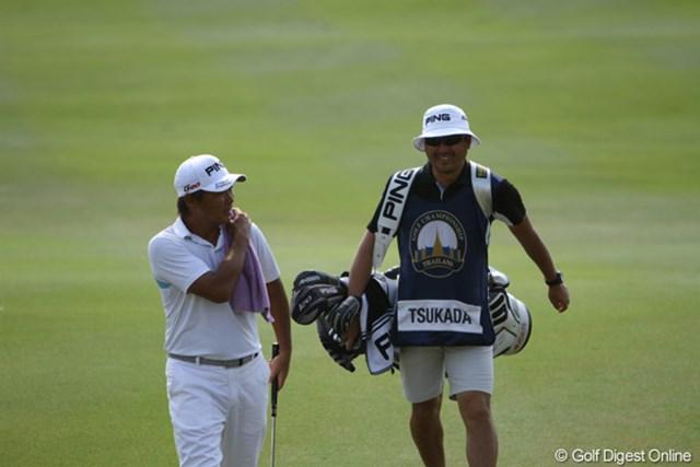 2012年 タイゴルフ選手権 最終日 塚田好宣 最終日は「67」の好プレー。シード獲得にも前進していたはずだったが…。