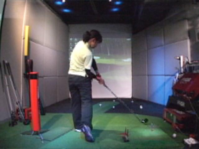 ゴルフ部Kさん3 1-1