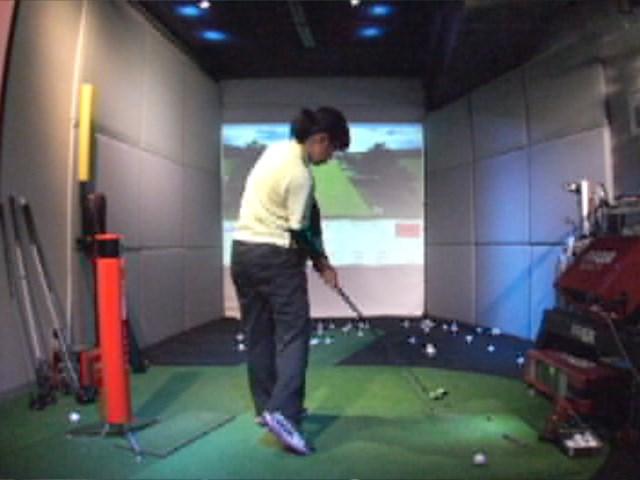 ゴルフ部Kさん3 1-2
