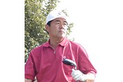 2001年 カシオワールドオープンゴルフトーナメント 最終日 室田淳