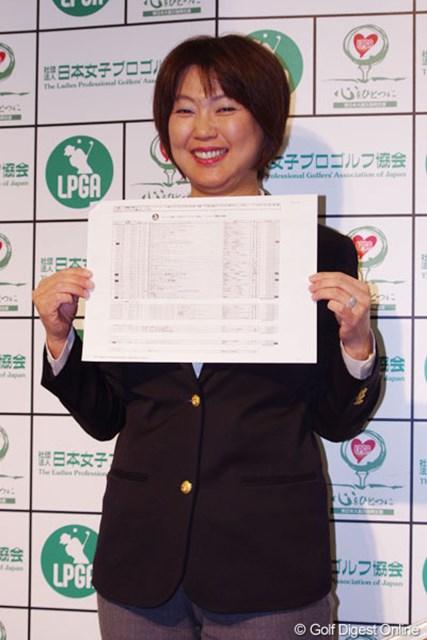 2013年度の国内女子トーナメントは、賞金総額約34億円の過去最高額を記録した