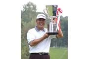 2001年 全日空オープンゴルフトーナメント 最終日 林根基