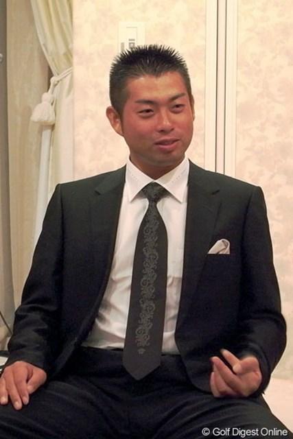 プロ参戦5年目の池田勇太「そろそろ賞金王獲ってもいいっしょ?」と来季国内ツアーNO.1を目標に掲げた