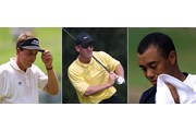 2001年 全米プロゴルフ選手権 2日目