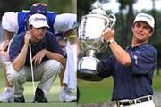 2001年 全米プロゴルフ選手権 最終日