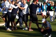 2012年 WORLD ライダーカップ 最終日 ジム・フューリック セルヒオ・ガルシア