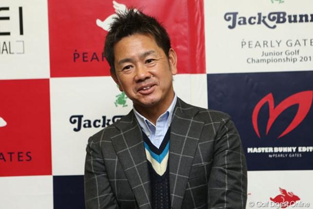 「ようやくスタート地点に立った」と藤田。2度目のマスターズ出場に向け心境を語った
