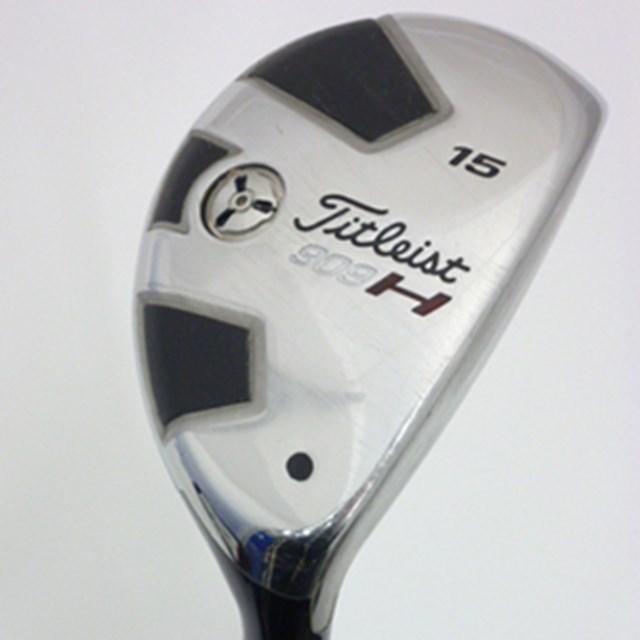 中古ギア 冬のゴルフにかかせない秘密兵器とは NO.1 ツアープロに人気のタイトリスト 909H。15度のロフトもラインナップされている