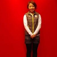 以前から着用していた「Kappa」と契約をかわした林綾香 2013年 ホットニュース 林綾香