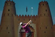 2013年 アブダビHSBCゴルフ選手権 初日 ジャスティン・ローズ