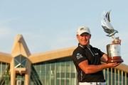 2013年 アブダビHSBCゴルフ選手権 最終日 ジェイミー・ドナルドソン