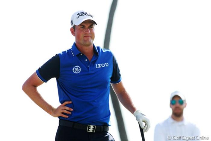 ゴルフ界を代表するプレーヤーへと成長を遂げたW.シンプソン。おしどり夫婦っぷりも有名。 2013年 ~プロのこだわり5箇条~ ウェブ・シンプソン
