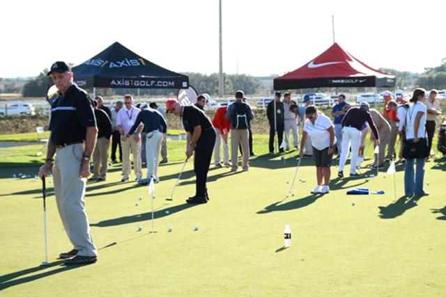 ギアニュース 2013年 PGAマーチャンダイスショー デモデー NO.03 アスリートゴルファー御用達!最新のタイトリストクラブをラインナップ