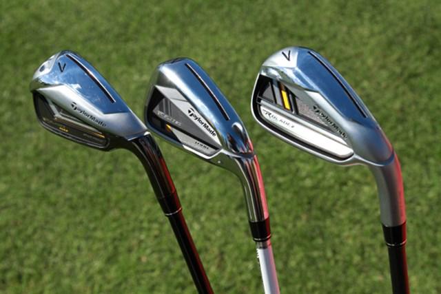 ギアニュース 2013年 PGAマーチャンダイスショー デモデー テーラーメイドの最新アイアン!ロケットブレードシリーズ(Rブレーズ、ツアー、マックス)