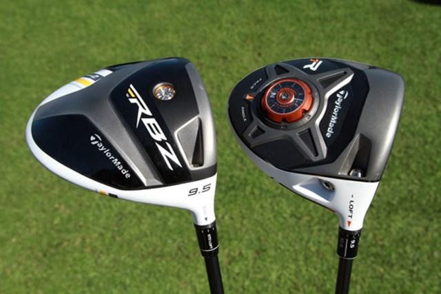 ギアニュース 2013年 PGAマーチャンダイスショー デモデー テーラーメイドはR1ドライバーと、RBZ(2nd Stage)ドライバーの2種類