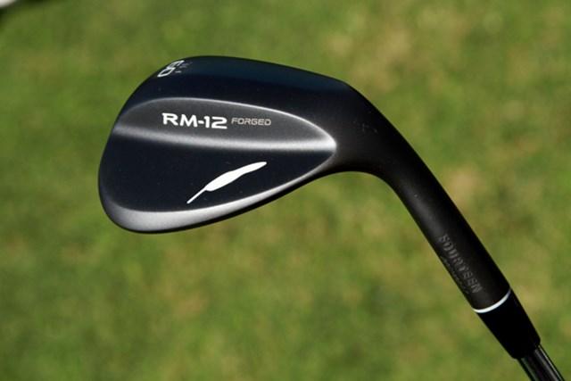 ギアニュース 2013年 PGAマーチャンダイスショー デモデー フォーティーン RM12ウェッジの黒塗りバージョン
