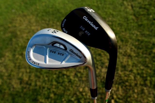 ギアニュース 2013年 PGAマーチャンダイスショー デモデー ブレードソールがS字のクリーブランド・588ZRTX