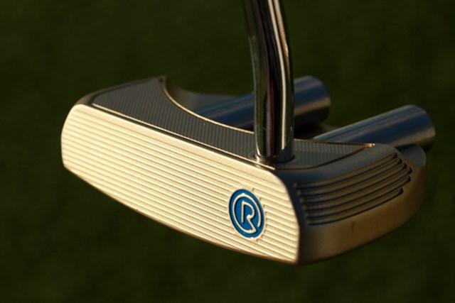 ギアニュース 2013年 PGAマーチャンダイスショー デモデー ライフパター。打ち出し直後からスキップせずキレイな転がりを実現