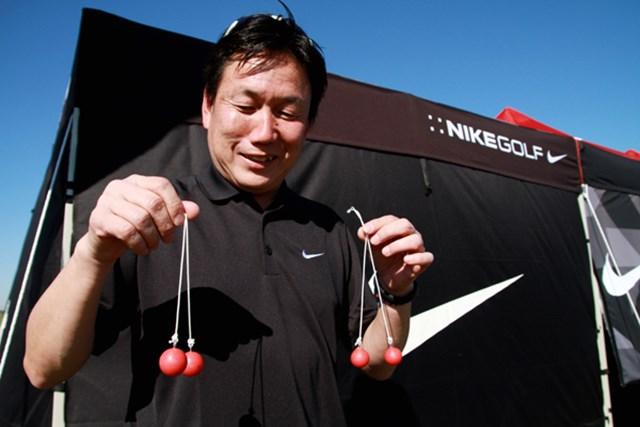ボールに革命を起こす男、ナイキのボール開発に携わるロック石井氏に突撃インタビュー