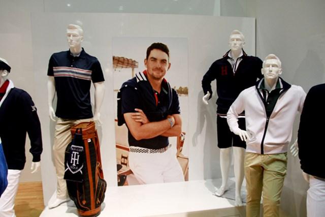 トミーヒルフィガー=昨年から契約しているキーガン・ブラッドリーの活躍で、再びゴルフアパレル回で注目を集めている