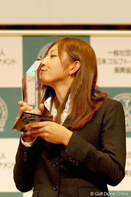 今年の開幕戦はディフェンディングチャンピオンの斉藤愛璃
